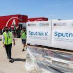 Sputnik V: Comienzan mañana a distribuir las 123 mil nuevas dosis en la Provincia