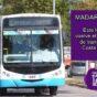 MADARIAGA: Esté lunes 31 de mayo, vuelve el servicio de transporte interurbano Costa Azul.
