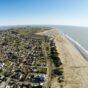 Buscan a una mujer que desapareció mientras practicaba kitesurf en San Clemente de Tuyú