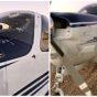 Berazategui: Grupo comando ataco con fusiles una avioneta y sospechan trama narco