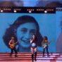 """Polémica por la utilización de una foto de Anna Frank en una performance de """"ShowMatch"""""""