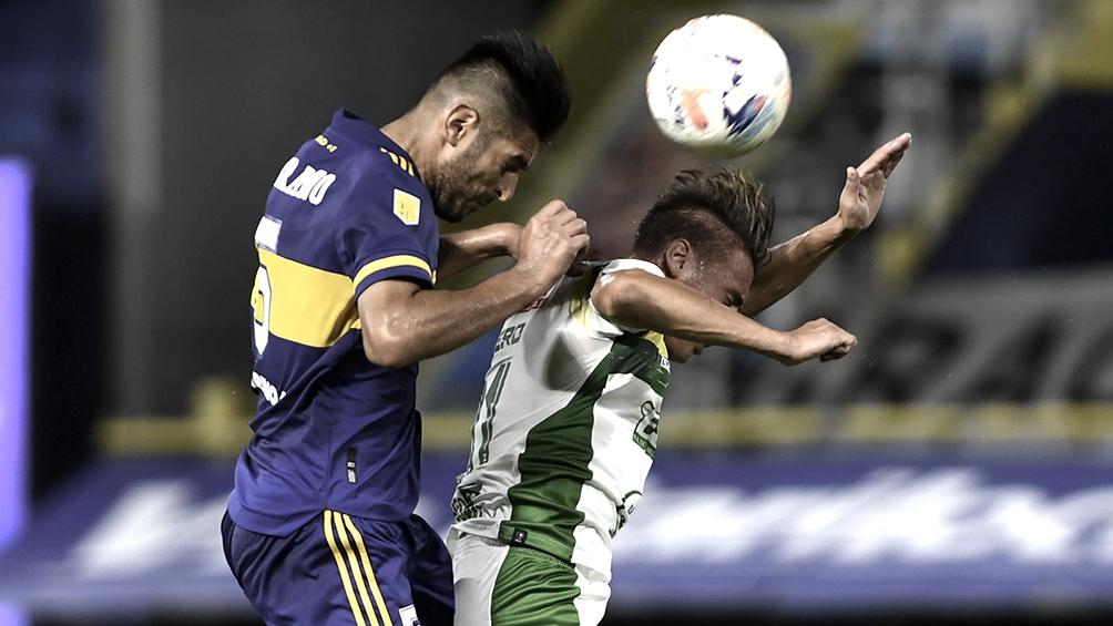 Boca gana en su visita a Atlético Tucumán