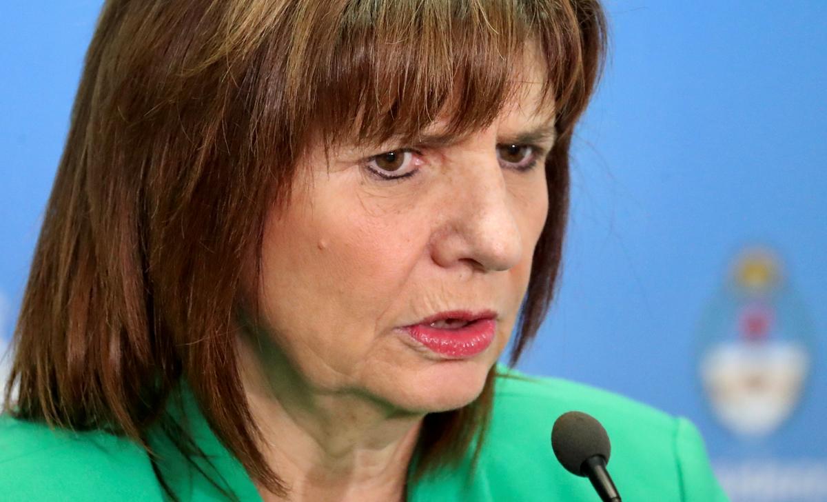 """Bullrich: """"Los argentinos creen que nuestra gestión en Seguridad fue la mejor"""""""