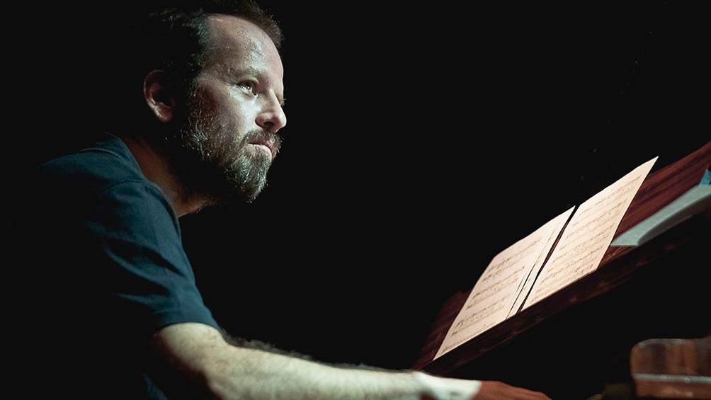 Diego Schissi vuelve a tocar en vivo: «La experiencia más importante de la música»