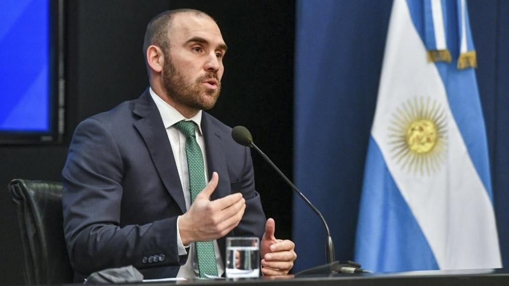 """Guzmán: """"En el contexto de la doble crisis, priorizamos el trabajo y la producción"""""""