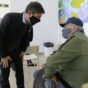 """Kicillof anunció """"vacuna libre"""" de segunda dosis para mayores de 60 e inicio de vacunación a menores sanos"""