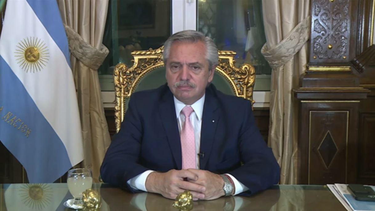 """Alberto Fernández pidió """"reordenar la arquitectura financiera global"""""""