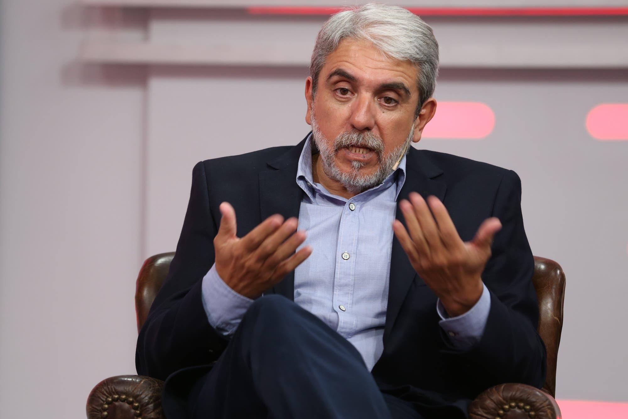 """Aníbal Fernández a Berni: """"No se comprende bien ni de dónde viene ni a dónde quiere ir"""""""