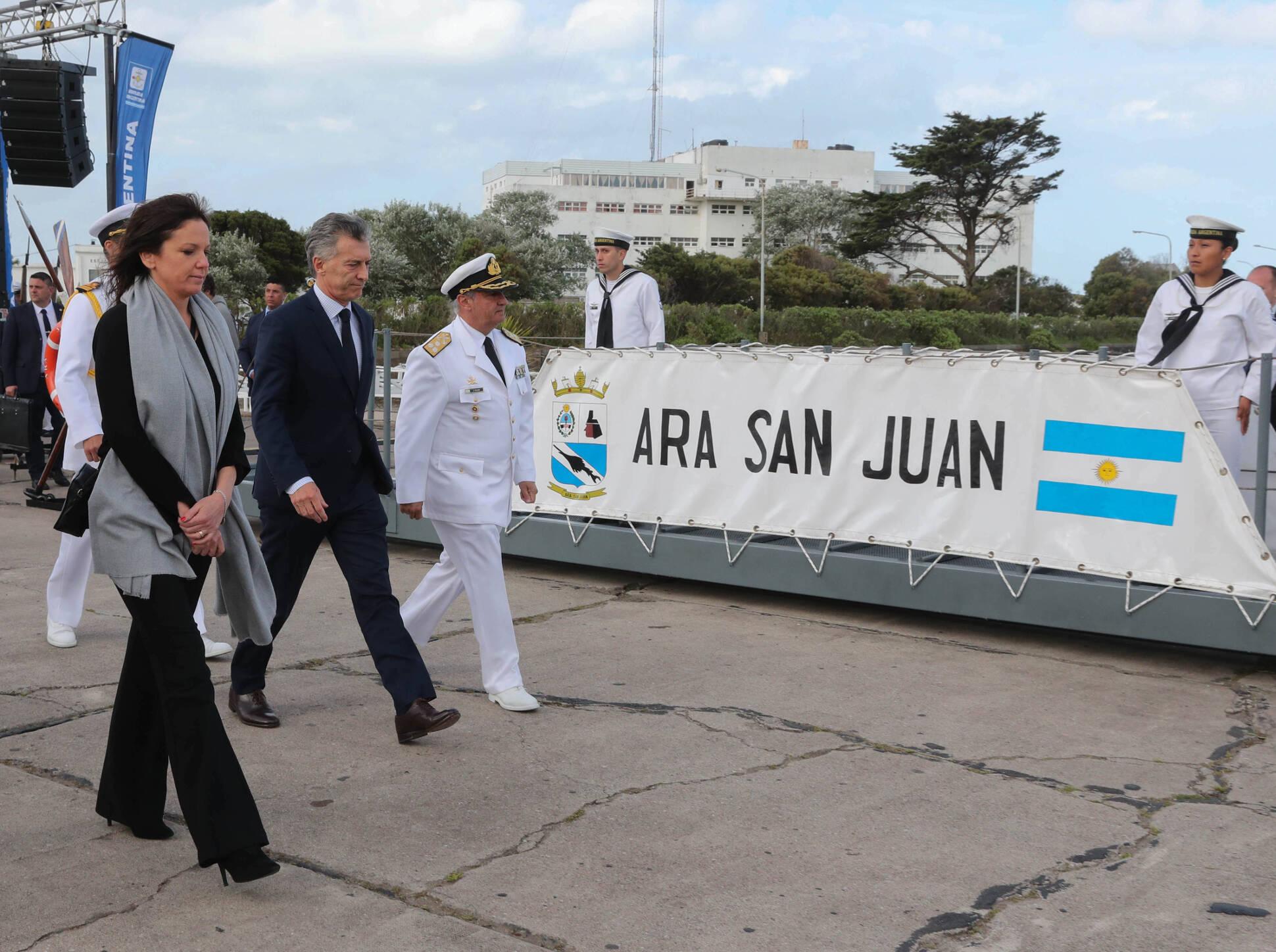 ARA San Juan: Macri llegó al país y define si este miércoles declara por espionaje