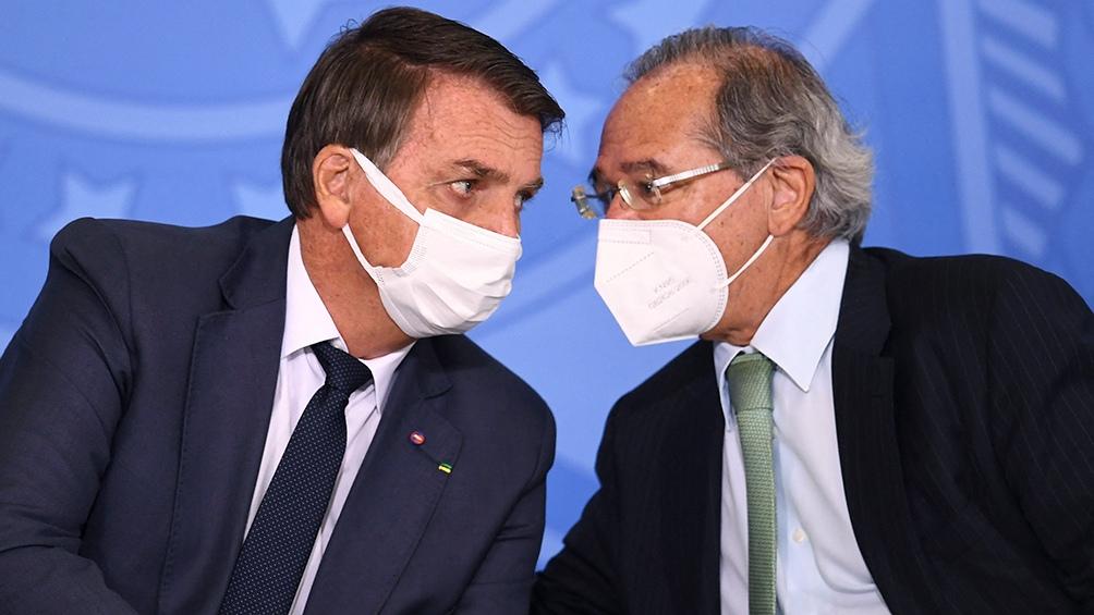 Bolsonaro: «No nos embarcaremos en ninguna aventura económica»