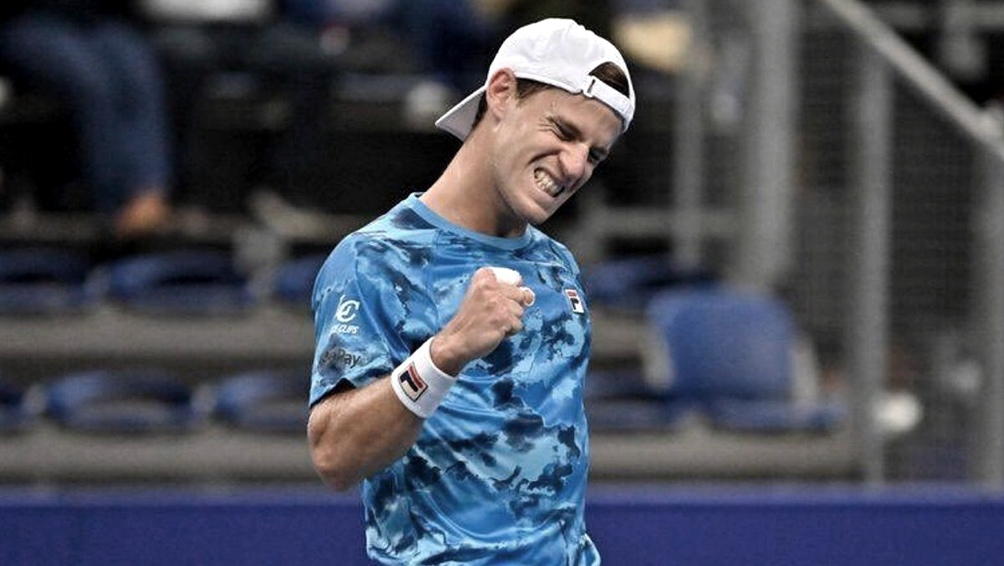 El «Peque» Schwarztman cayó 6-2 y 6-2 en la final del torneo de Amberes