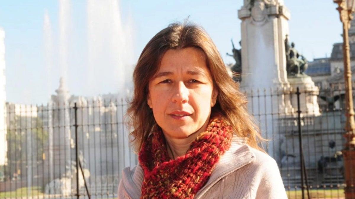Oficializan a Sabina Frederic al frente de la Comisión de Cascos Blancos