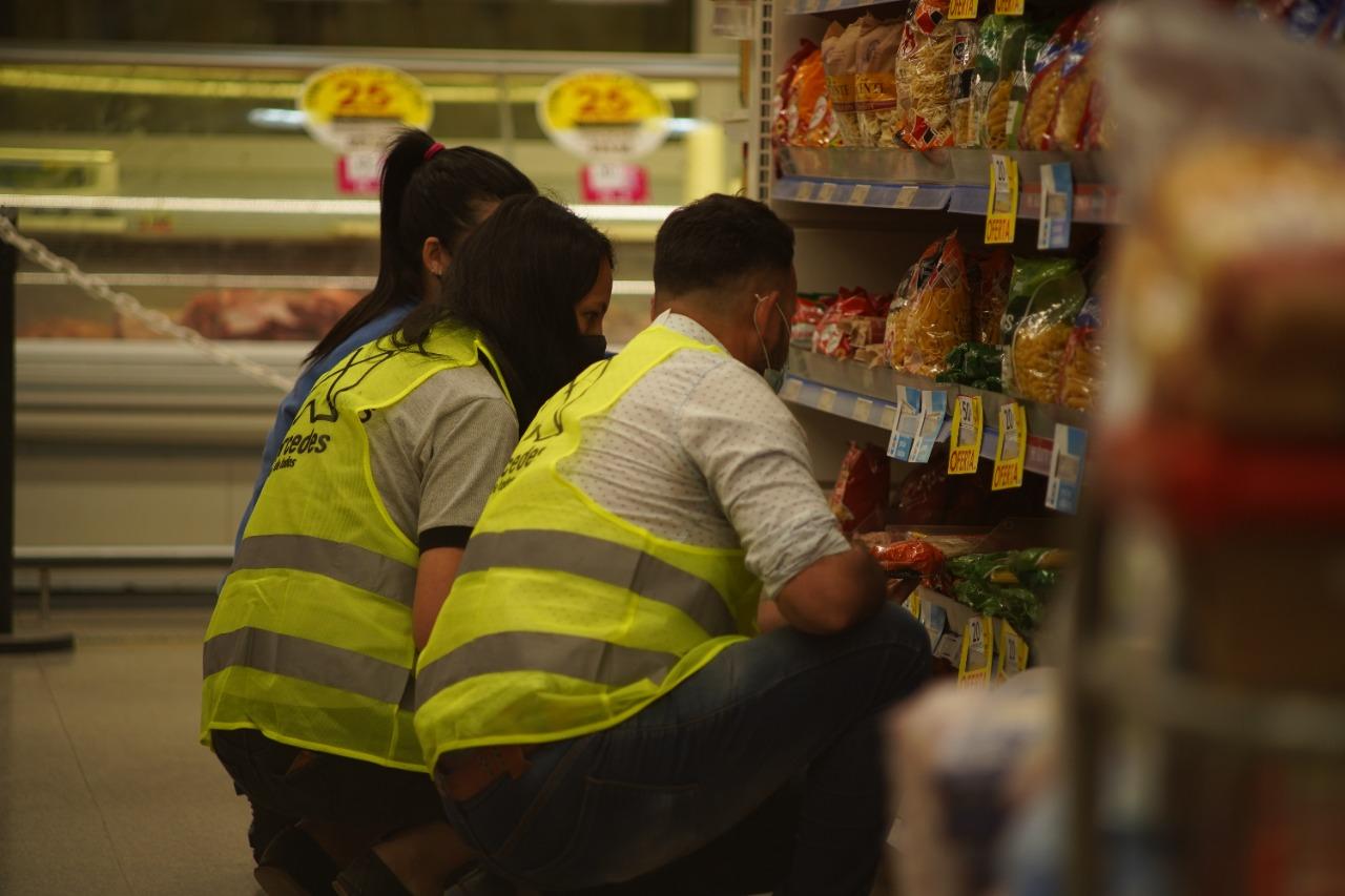 Precios congelados: el Gobierno habla de un acatamiento del 70% y apunta a dos supermercados